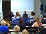 """Χαιρετισμός στη Συνάντηση Eργασίας για τη νομική αναγνώριση φύλου, με συνδιοργανωτές τον Συνήγορο του Πολίτη, το Συμβούλιο της Ευρώπης, το ΣΥΔ και τις """"Πλειάδες"""""""